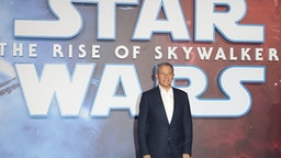 """LONDON, UNITED KINGDOM - DECEMBER 18 2019: Bob Iger attends the """"Star Wars: The Rise of Skywalker"""" European Premiere at Cineworld Leicester Square in London.- PHOTOGRAPH BY Keith Mayhew / Echoes Wire/ Barcroft Media"""