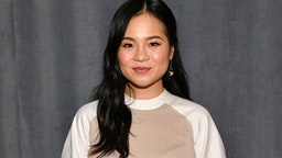 NEW YORK, NEW YORK - DECEMBER 09: (EXCLUSIVE COVERAGE) Actress Kelly Marie Tran visits SiriusXM Studios on December 09, 2019 in New York City.