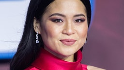 """LONDON, ENGLAND - DECEMBER 18: Kelly Marie Tran attends """"Star Wars: The Rise of Skywalker"""" European Premiere at Cineworld Leicester Square on December 18, 2019 in London, England."""