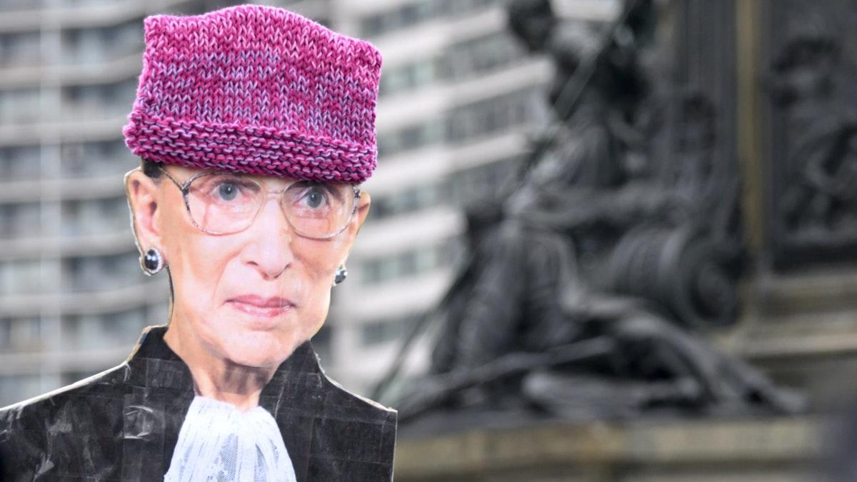 BREAKING: Ruth Bader Ginsburg Halts Democrats' Attempts To Get Trump Financial Records