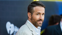 """Ryan Reynolds attends the """"Pokemon Detective Pikachu"""" U.S. Premiere at Times Square on May 02, 2019 in New York City. (Photo by Mark Sagliocco/FilmMagic)"""