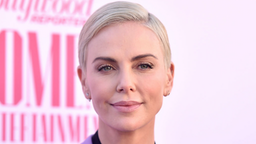 Actor-producer Charlize Theron attends The Hollywood Reporter's Power 100 Women in Entertainment at Milk Studios on December 11, 2019 in Hollywood, California. (