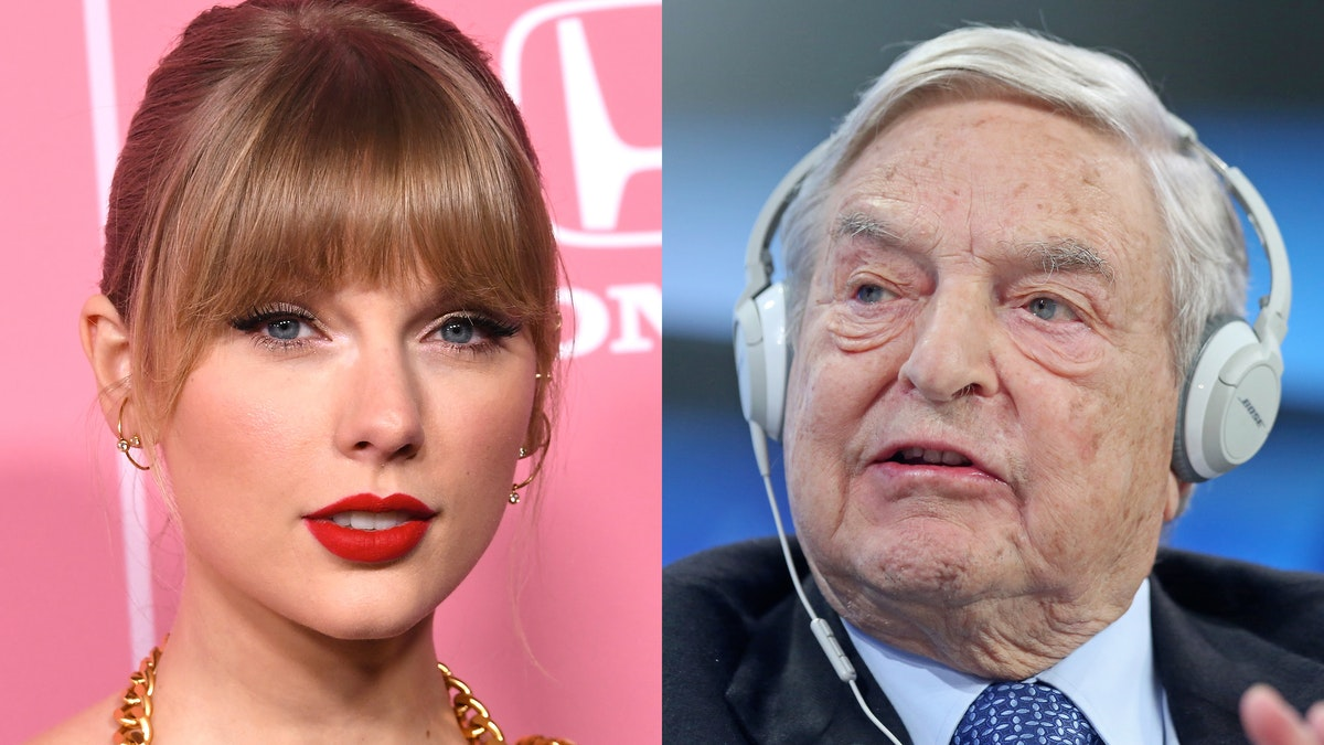Taylor Swift Blasts George Soros For Exploiting Her Music Without Her 'Consent'