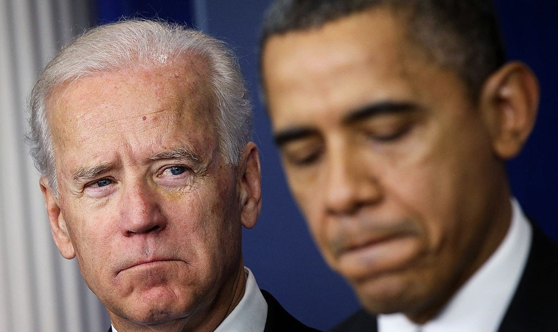 Biden Rips Obama, Says He 'Lacked Background In Foreign Policy'
