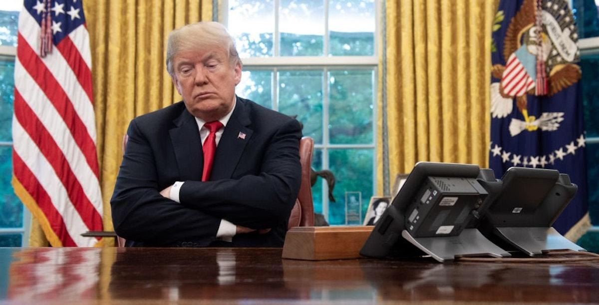 WATCH: 'Deepfake' Trump Says Jeffrey Epstein Didn't Kill Himself