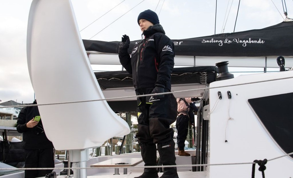 Yacht Skipper Wiped Out Carbon Emissions Saved By Greta Thunberg With Flight To U.S. To Sail Her To Europe