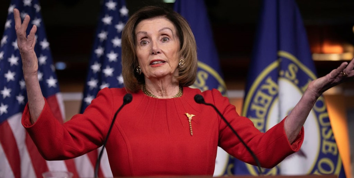 Limbaugh: Pelosi Relies On 'Idiocy Of Her Base' To Not Comprehend Impeachment Articles Delay, Rush Limbaugh Says