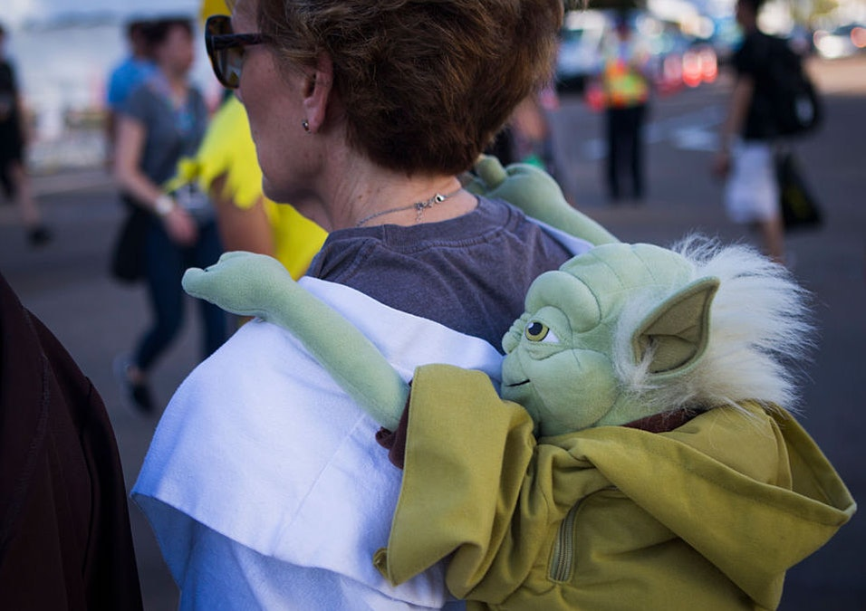 Build-Your-Own Baby Yoda Coming Soon, Report Says