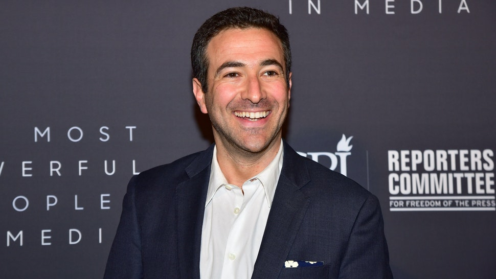 NEW YORK, NEW YORK - APRIL 11: Ari Melber attends The Hollywood Reporter Celebrates The Most Powerful People In Media at The Pool on April 11, 2019 in New York City.
