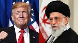 Ayatollah Khamenei Trump