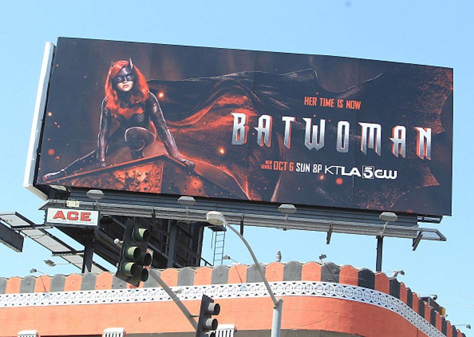 HISTORIC: 'Batwoman' Tells Gotham City She's A 'Lesbian' In Latest Episode