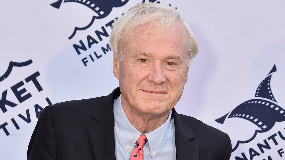 NANTUCKET, MA - JUNE 23: Talk show host Chris Matthews attends the Screenwriters Tribute during the 2017 Nantucket Film Festival - Day 3 on June 23, 2017 in Nantucket, Massachusetts.