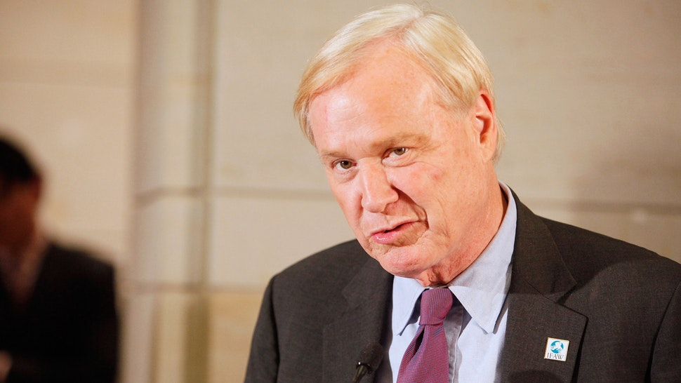 IFAW Board member Chris Matthews attends the International Fund For Animal Welfare's Global Whale Conservation Congressional Reception at the U.S. Capital Visitor Center Atrium on May 19, 2009 in Washington, DC.