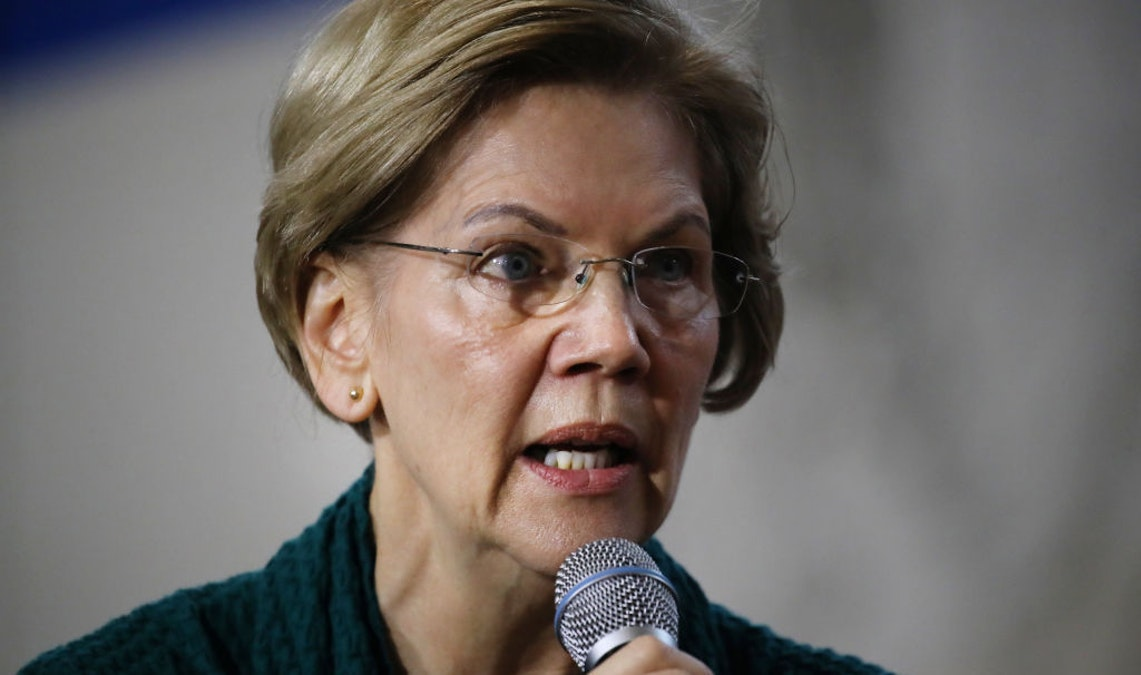 WATCH: Father Asks Elizabeth Warren If He's Going To Get His Money Back After Paying For Daughter's Education