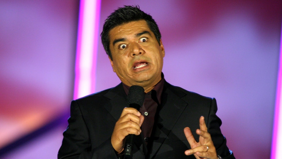 "George Lopez 12697_079.JPG during TBS - ""Stand Up or Sit Down"" at Caesars Palace in Las Vegas, Nevada, United States."