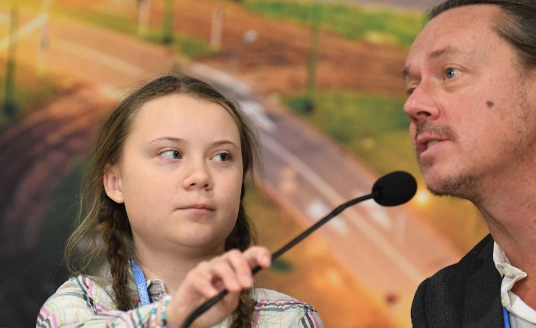 Facebook Glitch Reveals Father, Activist Behind Greta Thunberg's Facebook Page. Greta Responds.
