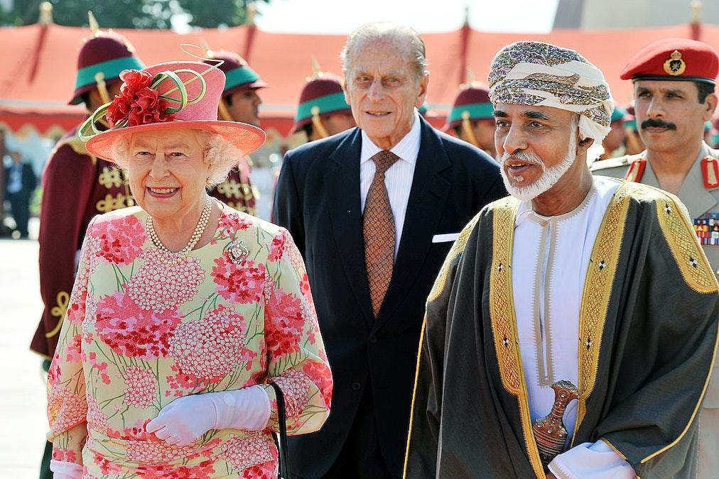 COPE: A Tribute To Omani Sultan Qaboos, Ally And Patron Of Progress