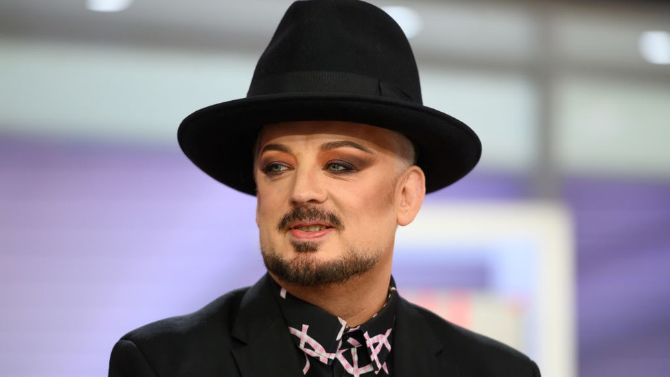 Boy George on Wednesday, May 1, 2019