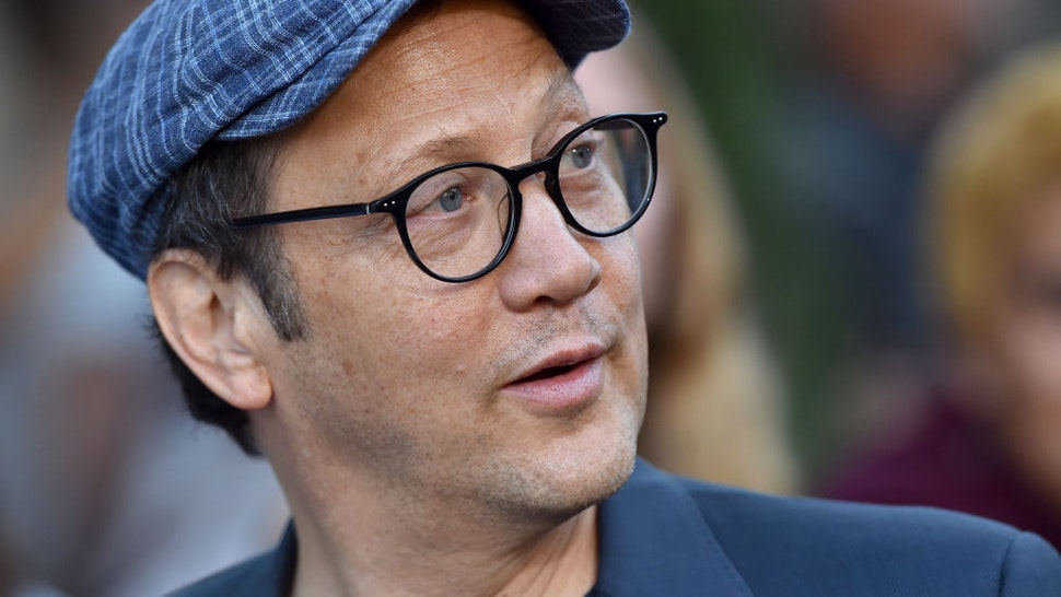 "Rob Schneider attends the LA Premiere of Netflix's ""Murder Mystery"" at Regency Village Theatre on June 10, 2019 in Westwood, California."