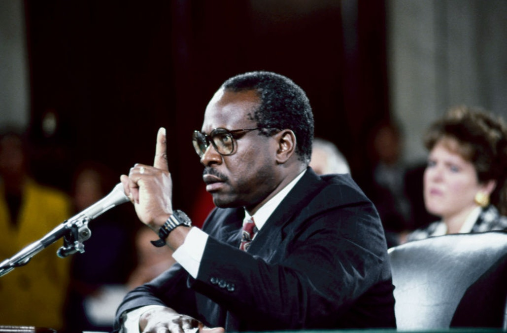 Justice Clarence Thomas Blasts Joe Biden In Soon-To-Be Released Documentary