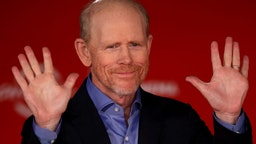 "Ron Howard attends the ""Pavarotti"" red carpet during the 14th Rome Film Festival on October 18, 2019 in Rome, Italy."