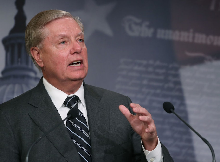 WATCH: Graham Crushes Cynicism Of Pelosi, Schumer: 'I Think 2020 Is Going To Be A Blowout'