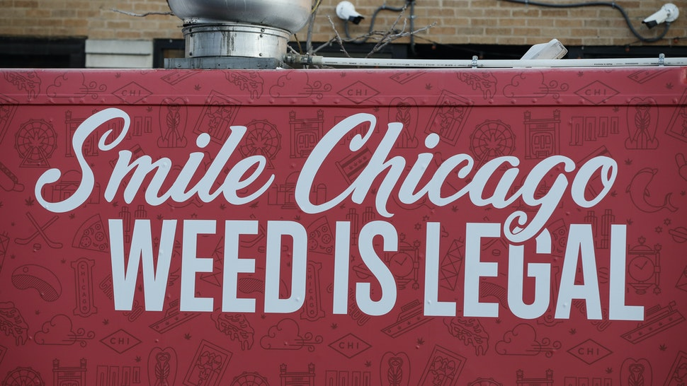 recreational dispensaries chicago 2020