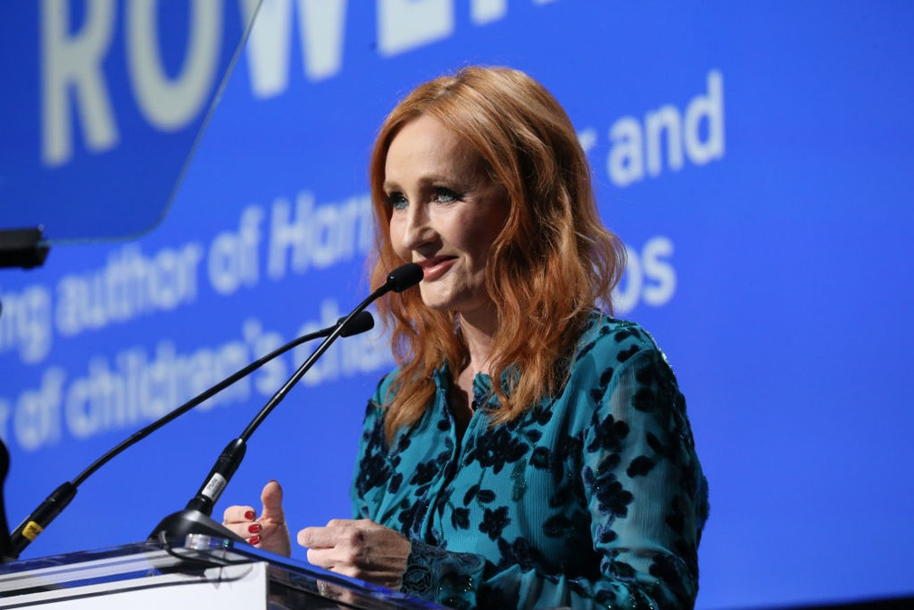 WAGGONER: J.K. Rowling 'Controversy' Shows Women Have Most To Lose With Gender Identity Ideology