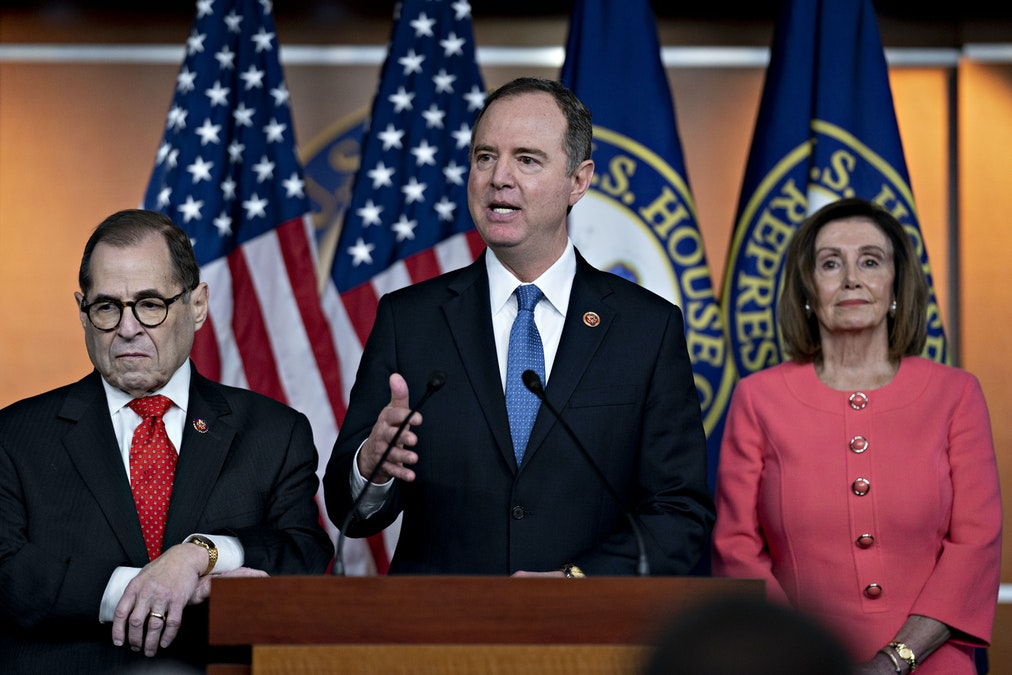 Rep. Adam Schiff Was An Answer On 'Jeopardy.' None Of The Contestants Knew Who He Was.