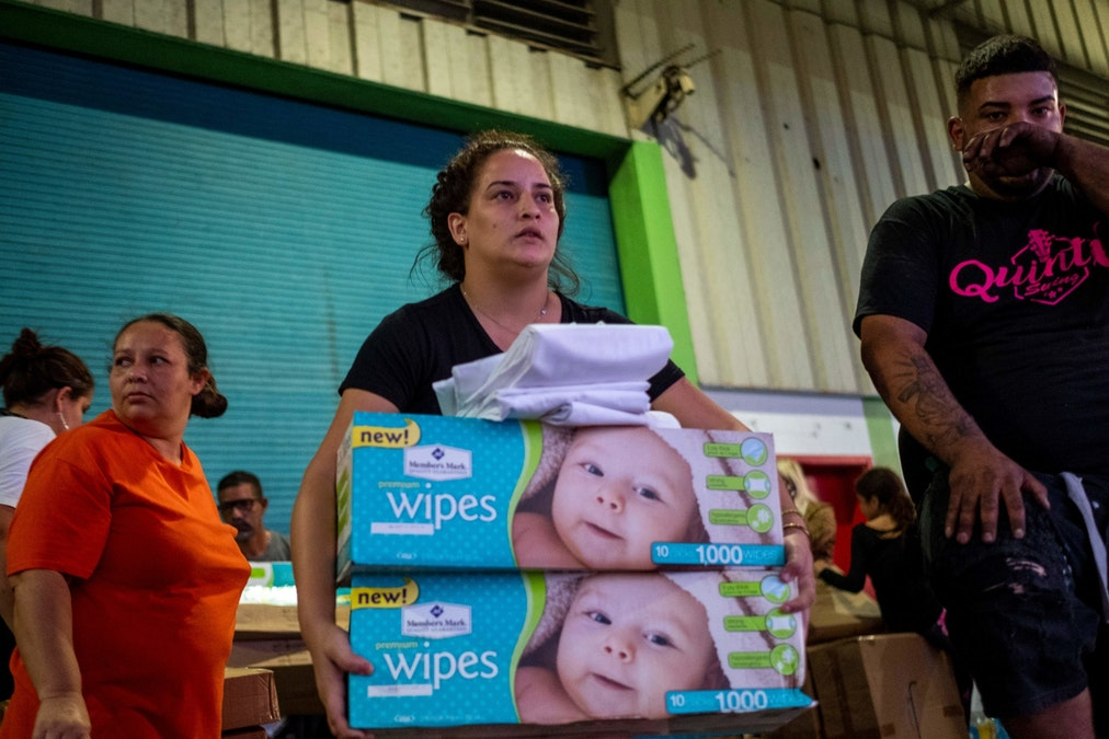 Puerto Rico Sacks Two More Officials Over Unused Hurricane Maria Supplies, Government Admits There May Be More Warehouses Full Of Rotting Aid Items
