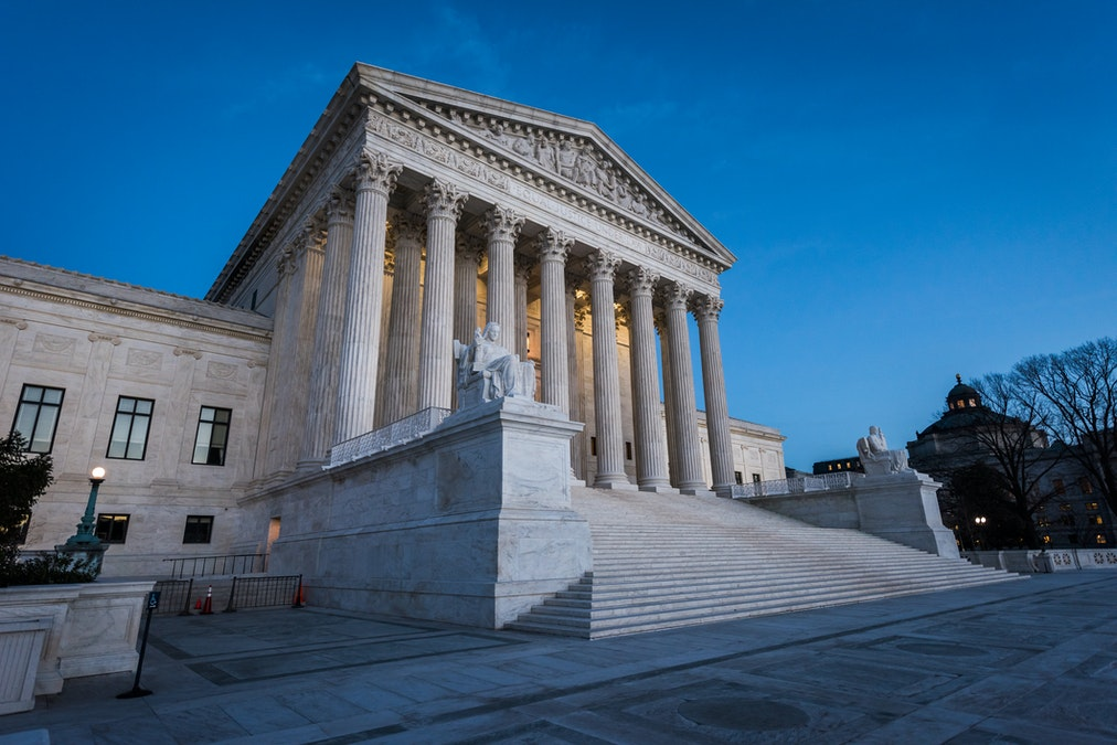 Supreme Court Hears Blockbuster Case On Religious School Choice