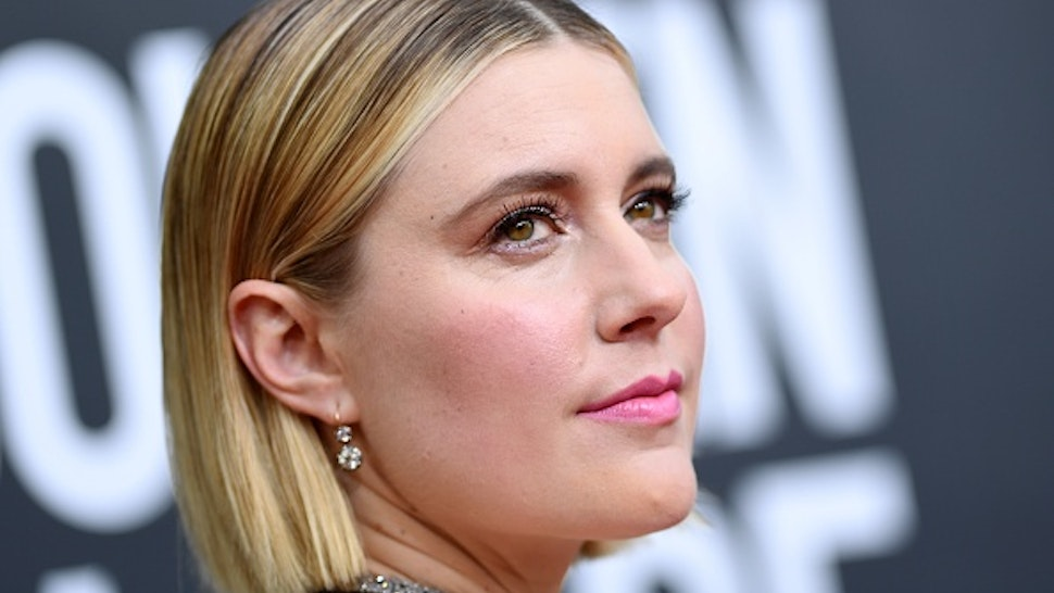 US actress and director Greta Gerwig arrives for the 77th annual Golden Globe Awards on January 5, 2020, at The Beverly Hilton hotel in Beverly Hills, California.