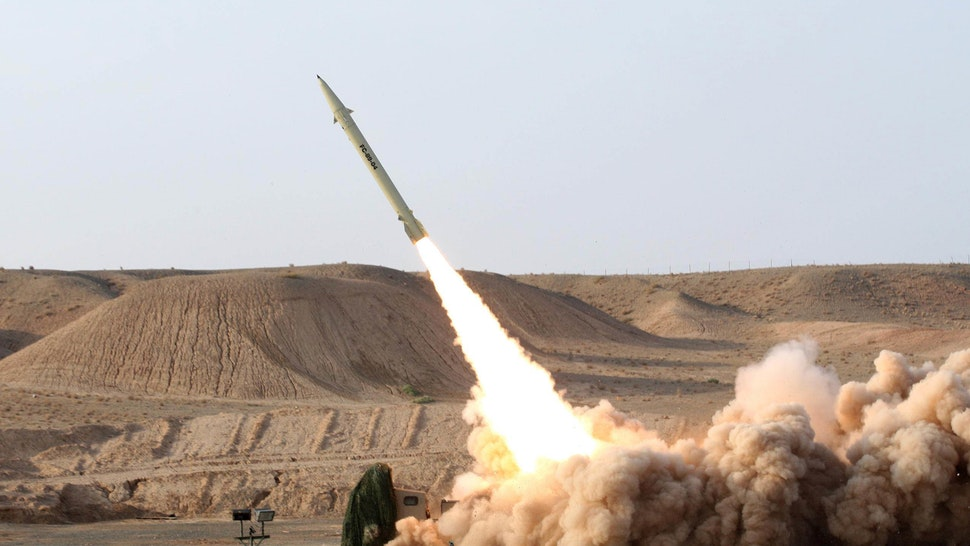 Iran has test fired its home-built surface-to-surface Fateh 110 missile, state television reported on Wednesday, less than a week after a similar test was carried out on another missile 25 August