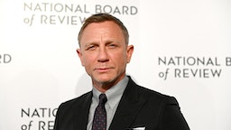 NEW YORK, NEW YORK - JANUARY 08: (L-R) Actor Daniel Craig attends the 2020 National Board Of Review Gala on January 08, 2020 in New York City.