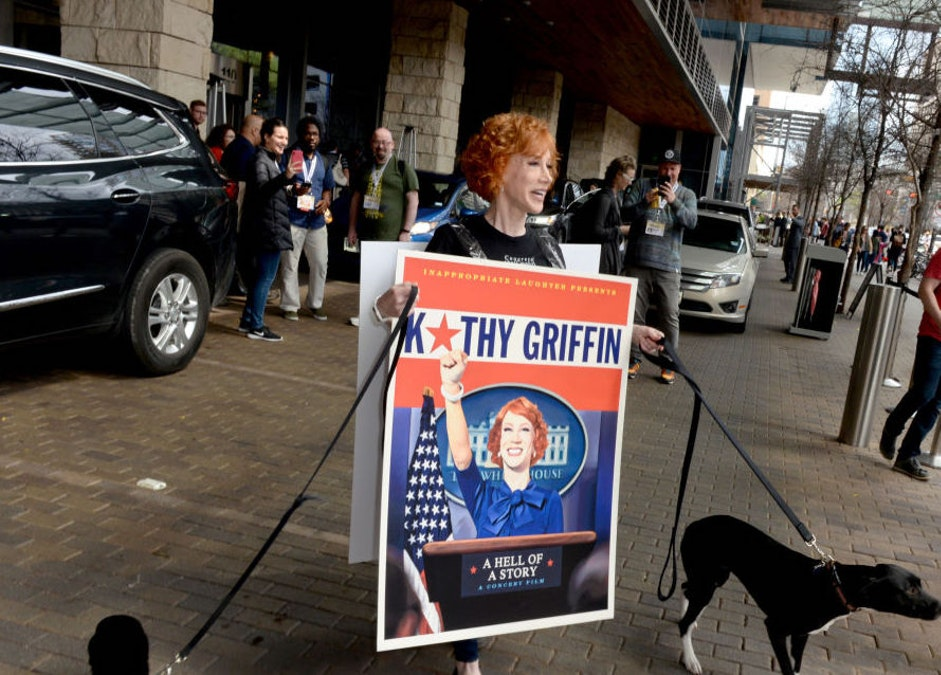 Kathy Griffin Describes 'Begging' For Roles To Distance Herself From Trump Fiasco