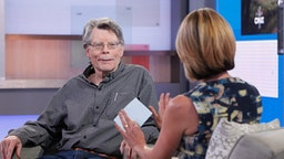 GOOD MORNING AMERICA - Author of contemporary horror, Stephen King is a guest on GOOD MORNING AMERICA, 11/2/15, airing on the Walt Disney Television via Getty Images Television Network.