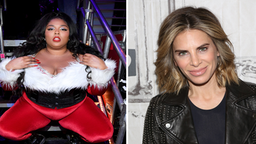 "NEW YORK, NEW YORK - DECEMBER 13: Lizzo poses backstage at iHeartRadio's Z100 Jingle Ball 2019 Presented By Capital One on December 13, 2019 in New York City. NEW YORK, NEW YORK - JANUARY 07: Jillian Michaels attends Build Series to discuss her new app ""My Fitness by Jillian Michaels"" at Build Studio on January 07, 2020 in New York City."