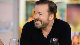 TODAY -- Pictured: Ricky Gervais on Tuesday, March 12, 2019