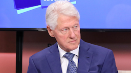 President Bill Clinton speaks during the 2019 Bloomberg Global Business Forum at The Plaza Hotel on September 25, 2019 in New York City.