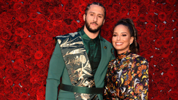 Colin Kaepernick and Nessa attend Tyler Perry Studios grand opening gala at Tyler Perry Studios on October 05, 2019 in Atlanta, Georgia.
