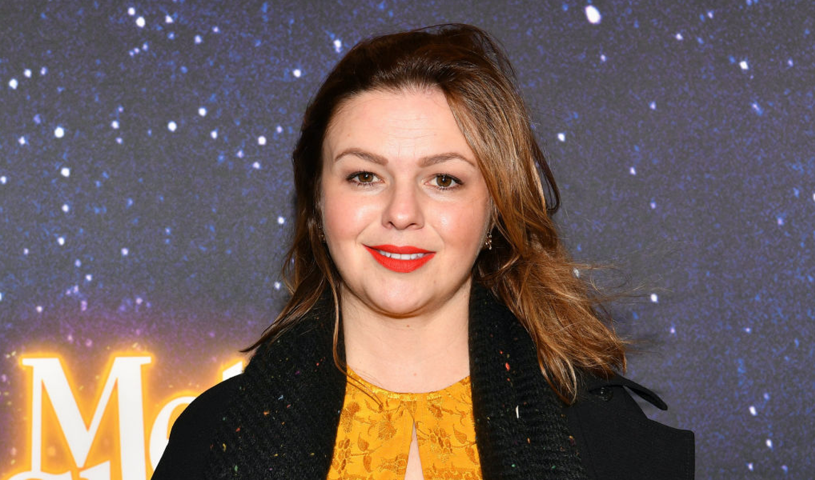 Actress Amber Tamblyn Loses It On 'Sexist' Critics: Warren 'Told HER Truth'