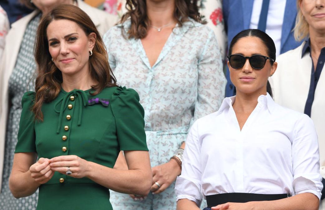 Kate Middleton 'Reeling' In Wake Of Harry And Meghan's Royal Split