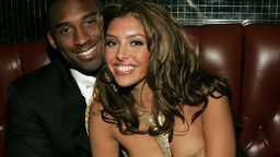 Basketball player Kobe Bryant and wife Vanessa at the official after party for the 2004 World Music Awards, September 15, 2005 at Body English in the Hard Rock Hotel in Las Vegas, Nevada. The show was being broadcast live from Las Vegas on September 15 for the first time after being held in Monte Carlo for 15 years.