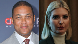 Don Lemon attends CNN Heroes at the American Museum of Natural History on December 08, 2019 in New York City. //White House Senior Advisor Ivanka Trump listens to her father U.S. President Donald Trump speak to the media during a cabinet meeting at the White House on November 19, 2019 in Washington, DC.