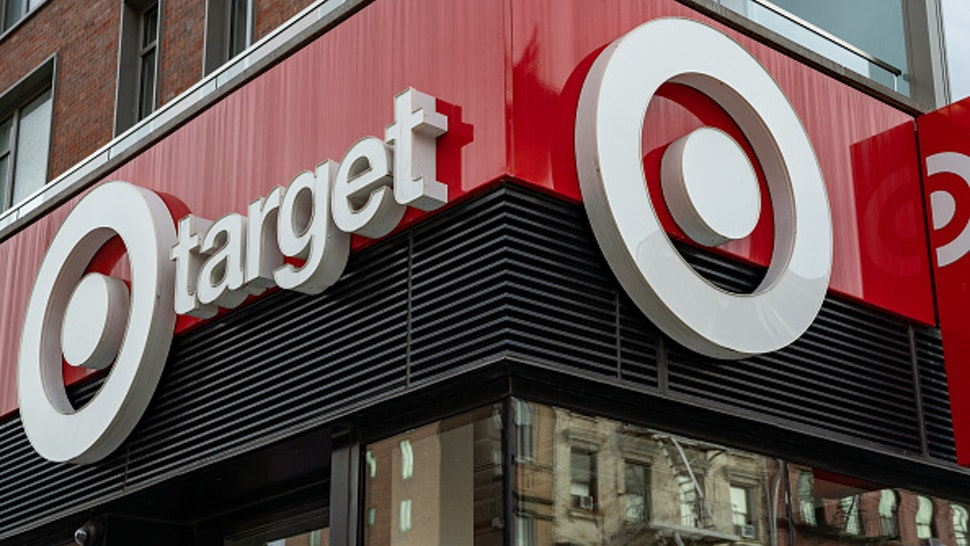 A Target retail store is seen on 14th street in Manhattan on November 20, 2019 in New York City. Target has announced its 3rd quarter results, a 4.5% increase in sales and a 15% growth in revenues.  Targets strong earnings has raised their stock value 67% in 2019.
