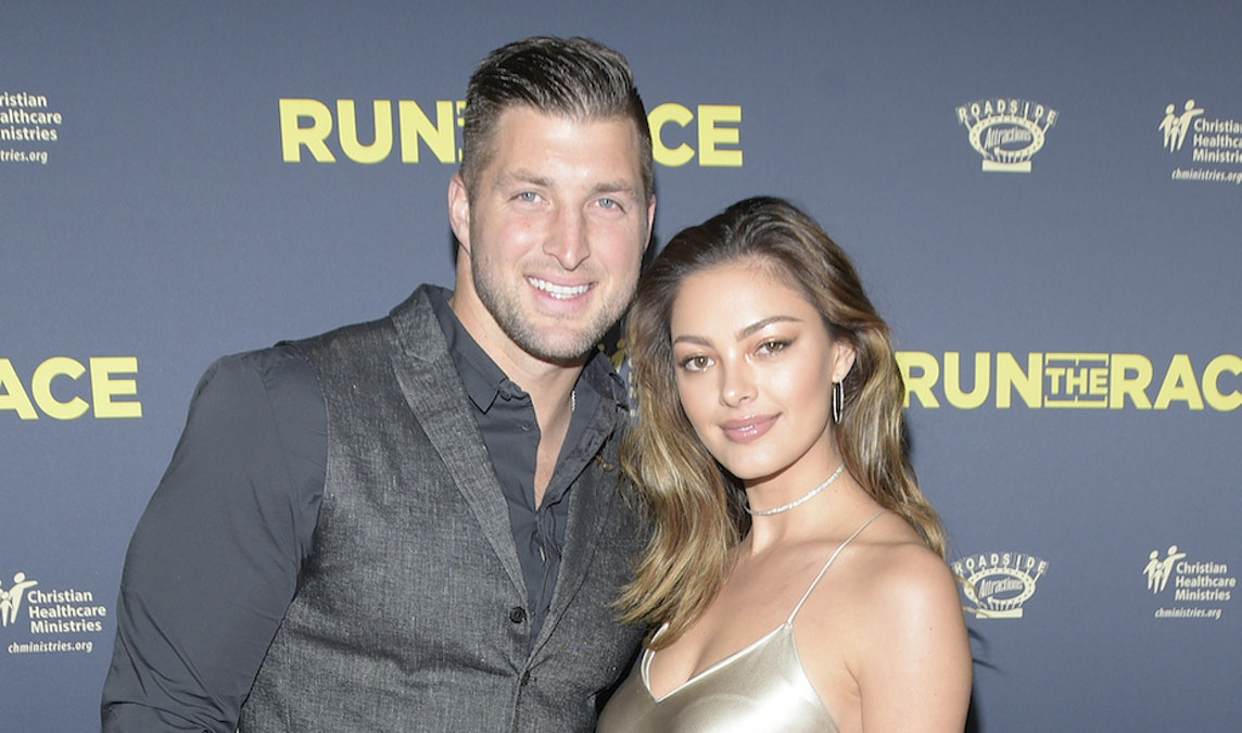Tim Tebow Marries Miss Universe, Celebrates In One-Word Post