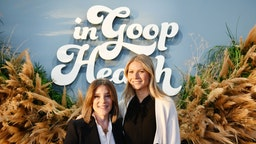 Marianne Williamson and Gwyneth Paltrow attend the In goop Health Summit San Francisco 2019 at Craneway Pavilion on November 16, 2019 in Richmond, California. (Photo by Ian Tuttle/Getty Images for goop)