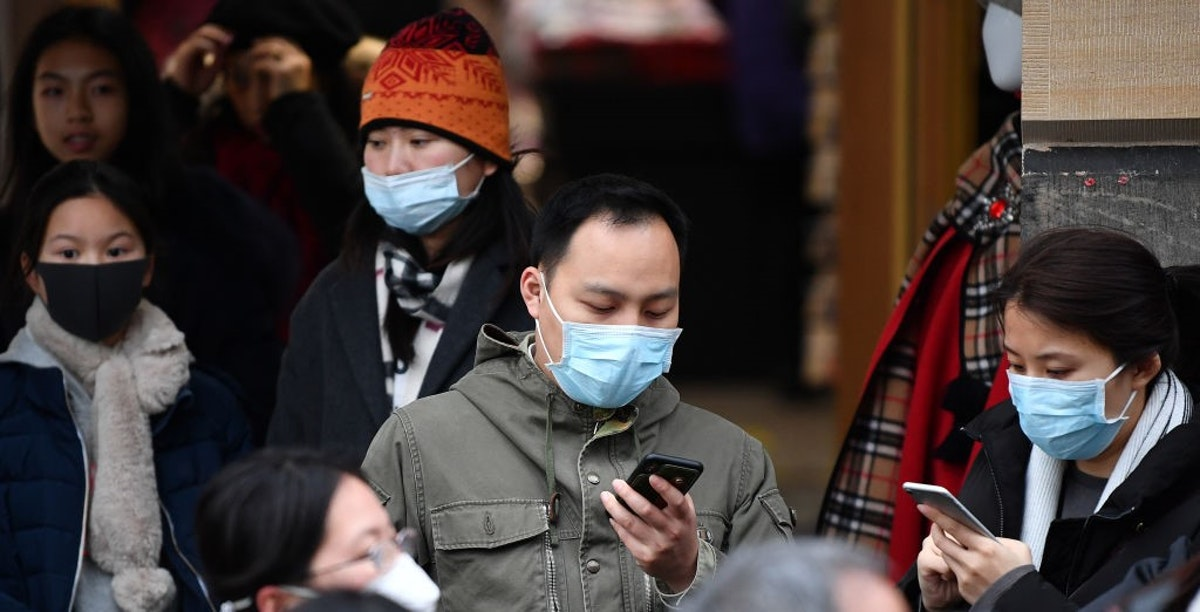 Upwards Of 300,000 Chinese Will Contract Coronavirus In Next 10 Days, Researcher Predicts