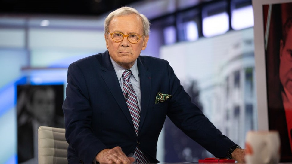 Tom Brokaw on Friday, October 19, 2018