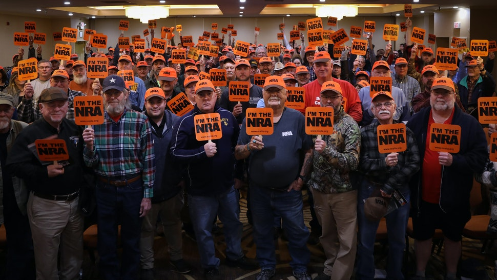 NRA Town Hall In Virginia